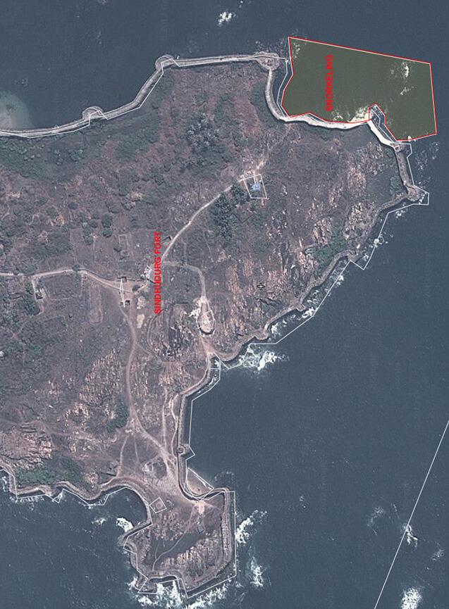 Malvan Snorkeling Map