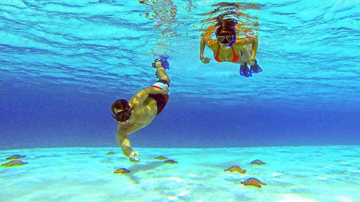 Cozumel Snorkeling (Cozumel Tourist Board)