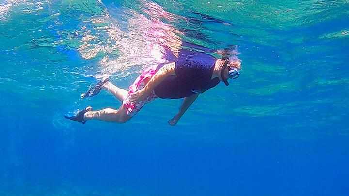 Sunset House Snorkeling Off Grand Cayman
