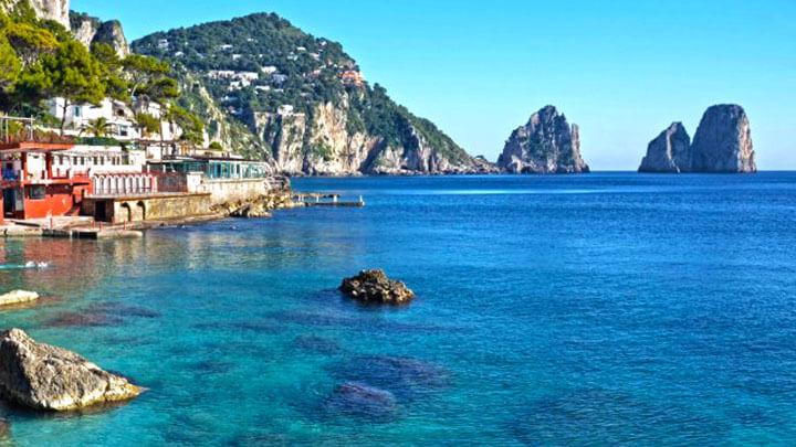 Best Capri Snorkeling Review Amalfi Coast Italy